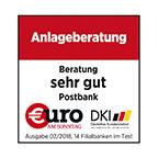 EURO AM SONNTAG - Anlageberatung Note Sehr Gut