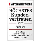 Postbank und Postbank Finanzberatung genießen höchstes Kundenvertrauen