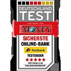 FOCUS: Postbank ist Testsieger im Online- und Mobile-Banking