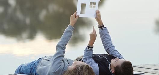 Gemeinsamer Hauskauf ohne Trauschein – das müssen Unverheiratete beachten!