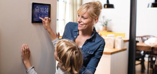 Immobilienwert mit Smart-Home-Technik steigern