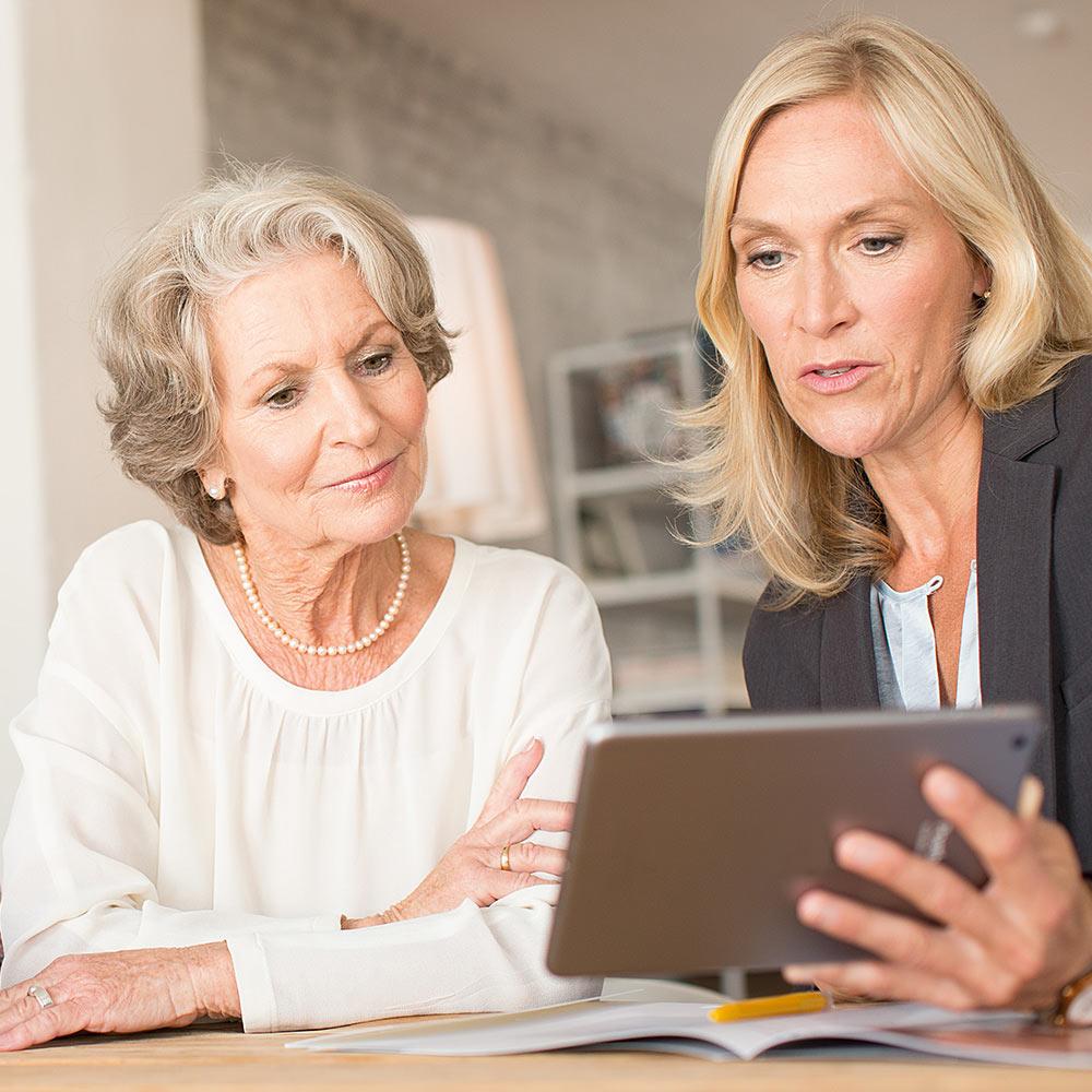 Sorgen Sie mit einer Riester-Rente vor