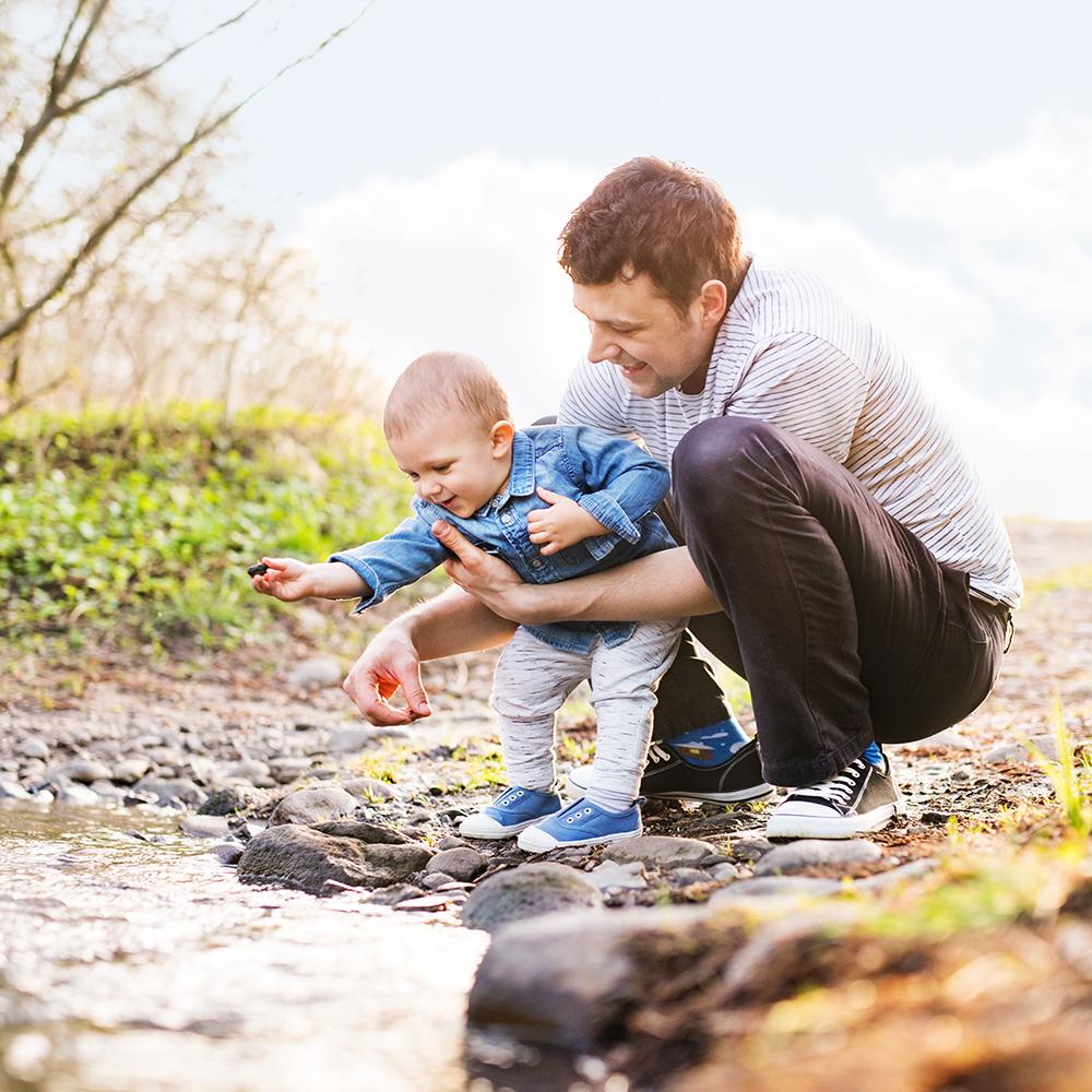 Elternzeit für Väter – Tipps für Vollzeit-Papas