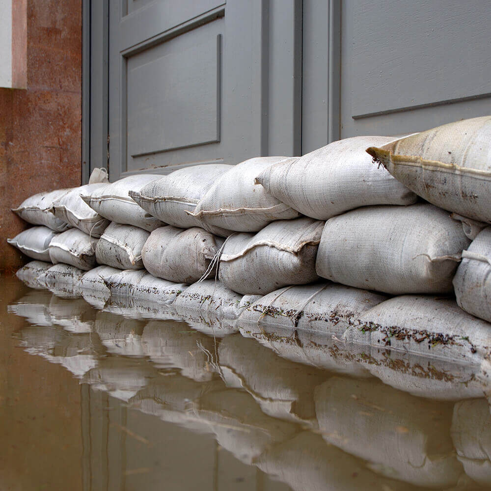 So schützen Sie Ihr Haus vor Überschwemmungen