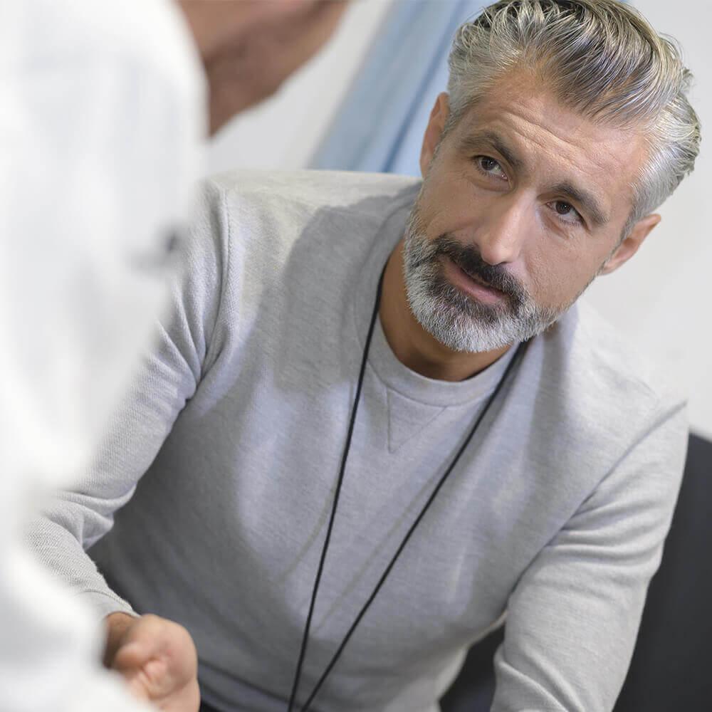 Vorsorgeuntersuchungen für Männer – ab welchem Alter?