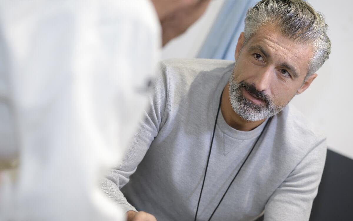 Gesundheitsvorsorge für den Mann: Check-ups & Co.