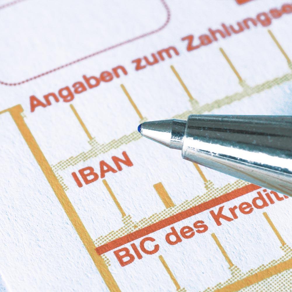 Postbank themenwelten: Was bedeutet SEPA?