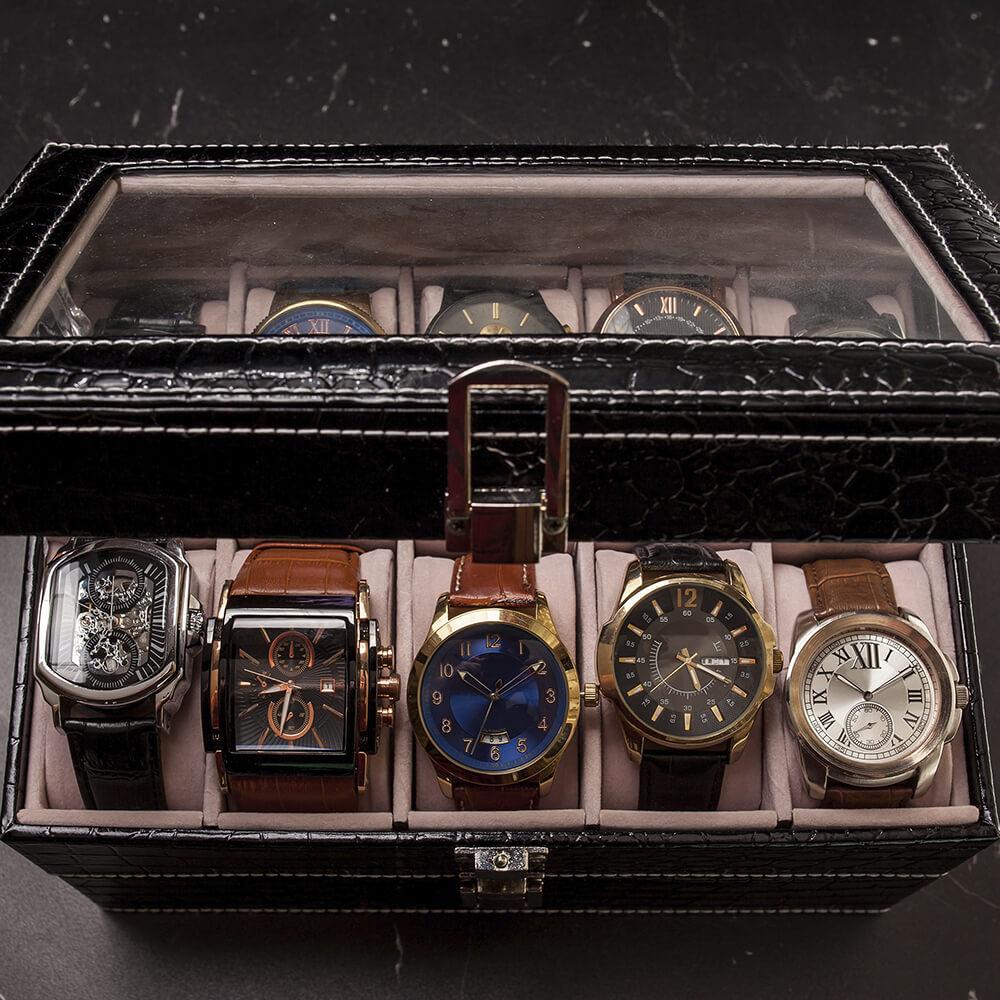Geldanlage mit Uhren – was lässt sich verdienen?