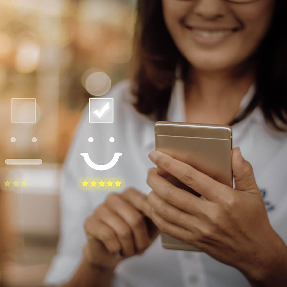 Online-Bewertungen: wertvolle Entscheidungshilfen?