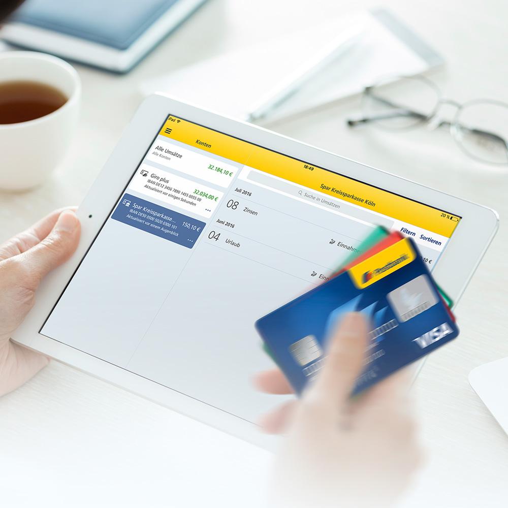 Finanzassistent – eine App für alle Banken