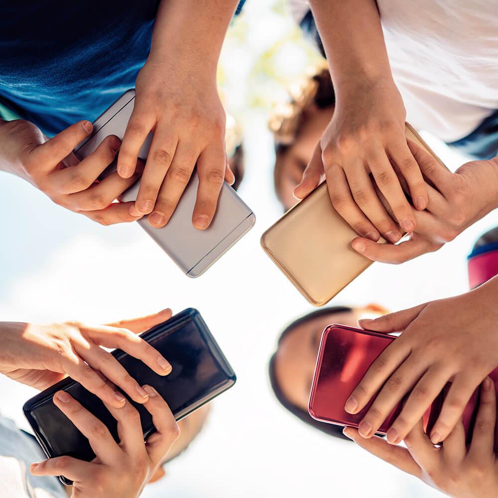 Nicht ohne mein Smartphone: Jugendliche und ihr Digitalverhalten