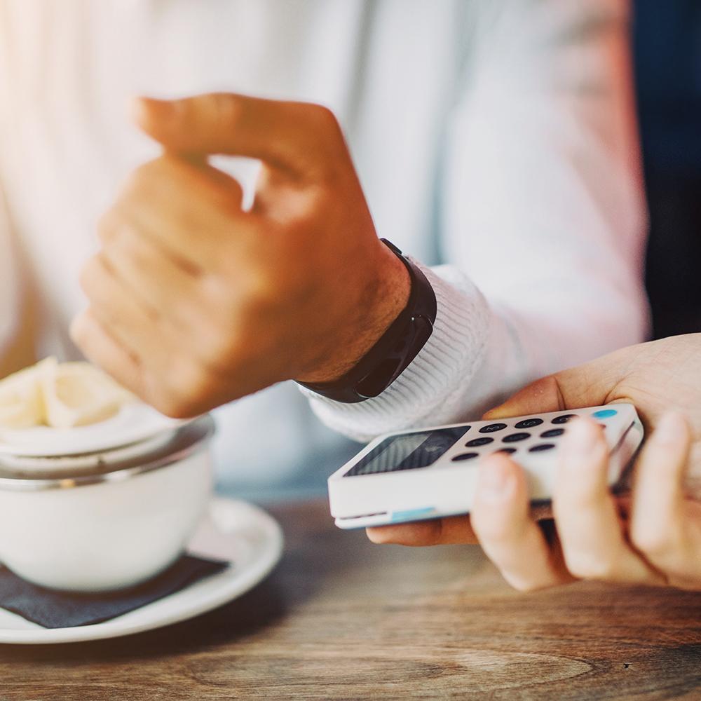 Die nahe Zukunft des mobilen Bezahlens