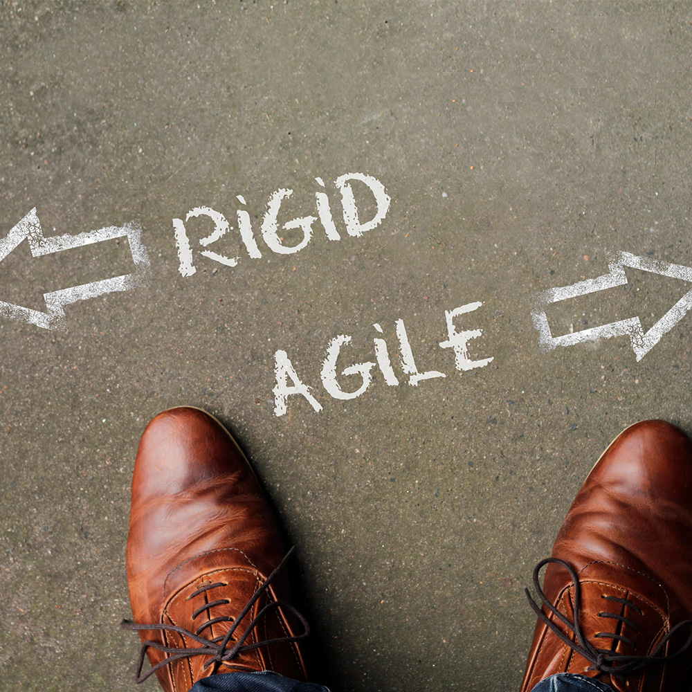 Wie bringe ich Agilität in KMU?