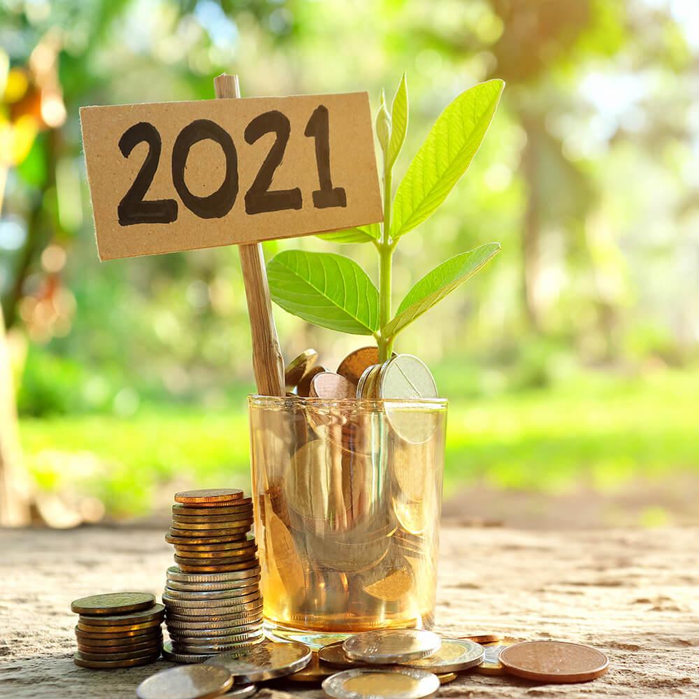 Investitionen ins Business 2021: Tipps & Checkliste