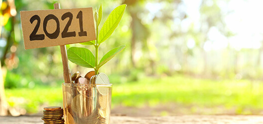 2021 für Investitionen nutzen: So holen Sie Ihr Business aus der Krise