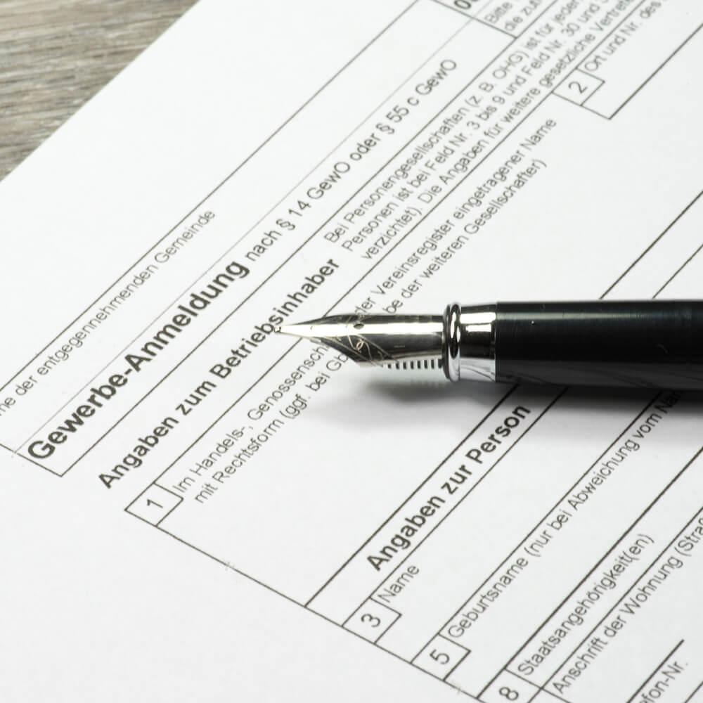 Welche Rechtsform eignet sich für mein Unternehmen?