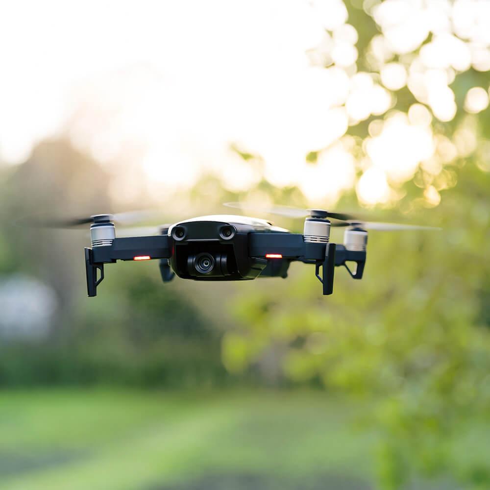 Drohne für Dachdecker – Männer-Spielzeug im praktischen Einsatz