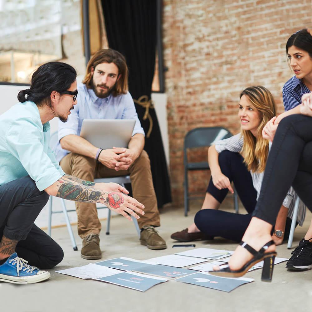 Kooperationen zwischen Start-ups und dem Mittelstand – Chancen nutzen