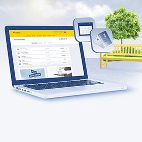 Banking & Brokerage - Daten- und Kontoverwaltung