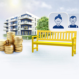 Geldanlage Pflegeimmobilien