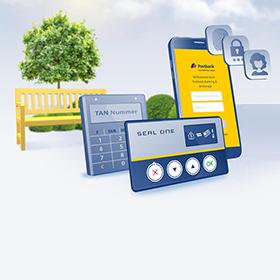 Neuer Zugang zum Online-Banking