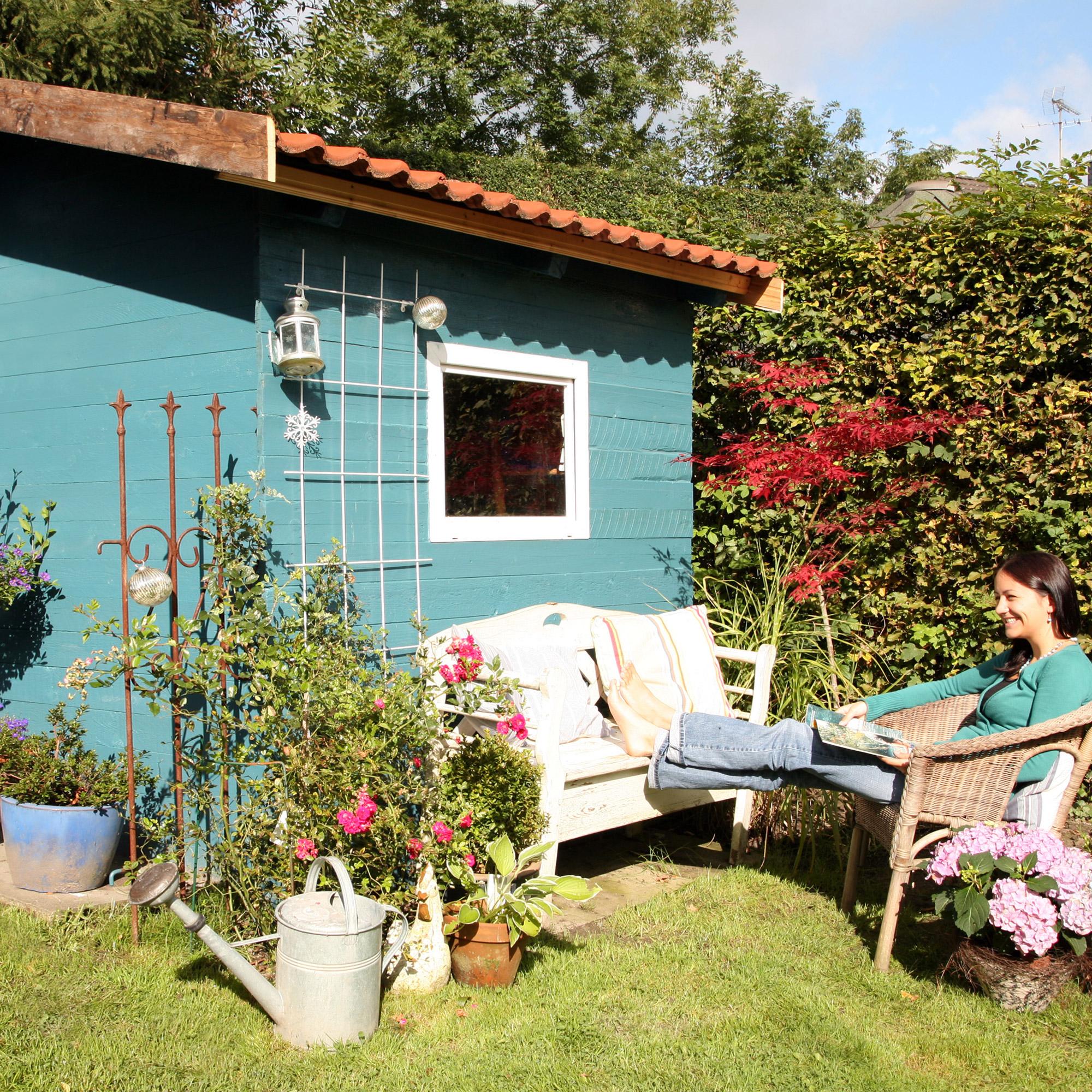 Gartenhaus genehmigungsfrei bauen – was ist erlaubt?